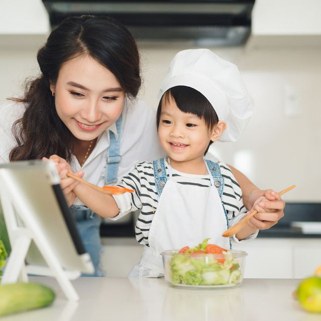 nutrisi untuk anak