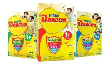 dancow nutritods 3+