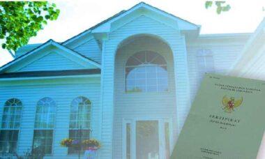 gadai sertifikat rumah