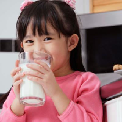 susu anak sekolah