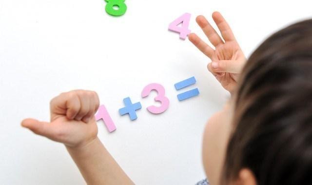 cara mengajarkan anak berhitung